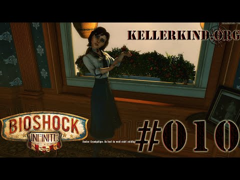 Bioshock Infinite [HD|60FPS] #010 - Portale in andere Welten ★ Let's Play Bioshock Infinite