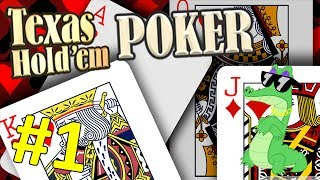 TEXAS HOLD'EM POKER [HD] #1 - 10€ Des TODES! ★ Let's Play Texas Hold'em Poker 3D [Deutsch]