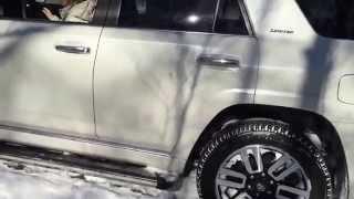Toyota 4 Runner - A-TRAC Demo