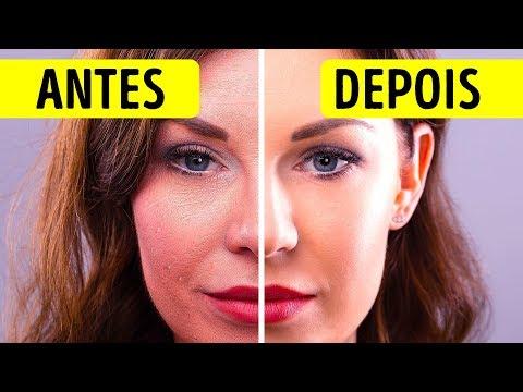 Faça isso para remover rugas e afinar o rosto!