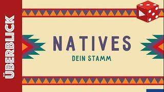 Natives (KOSMOS 2019) - Ausführlicher Überblick