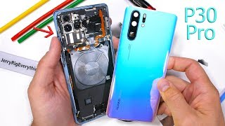 Huawei P30 Pro Teardown - How does a Periscope Camera work?