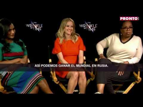 Oprah Winfrey tells Messi how to win World cup