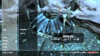 Skyrim Dawnguard: Touching The Sky Part 2