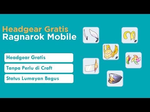 Cara Mendapatkan Headgear Juno Gratis + Keren - Ragnarok Mobile Eternal Love