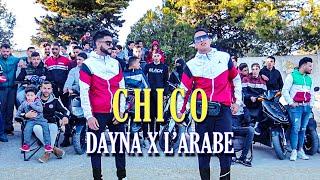Dayna ft L'arabe - Chico (Clip Officiel) تحميل MP3