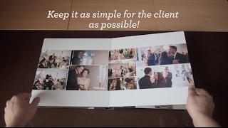 Best Albums For Wedding Photographers | Choosing A Wedding Album Company