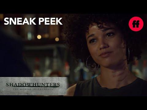 Shadowhunters | Season 2, Episode 17 Sneak Peek: Maia Rejects Simon | Freeform