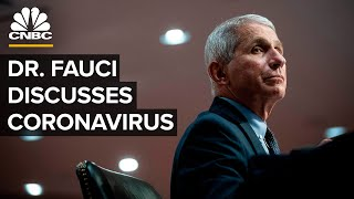 Dr. Anthony Fauci Discusses The Coronavirus With Top U.S. Health Official — 7/6/2020