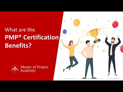 What are the PMP® Certification Benefits? - YouTube