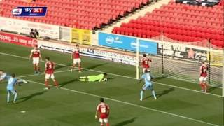 Swindon 1-0 Tranmere - League One 13/14 Highlights