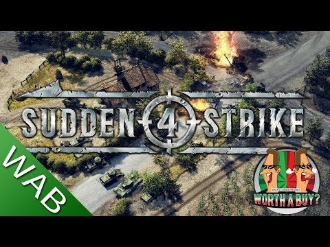 Sudden Strike 4 Review - Worthabuy? (PS4 and PC)