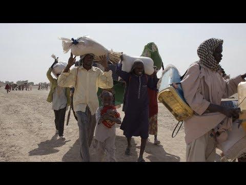Refugees flee Boko Haram