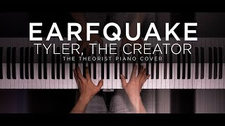 Tyler, The Creator   EARFQUAKE | The Theorist Piano Cover