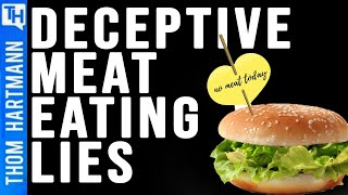 Why Lie About Meat-Eating & Science? (Thom vs Julio Rivera)