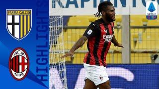 Parma 1-3 AC Milan Pekan 30