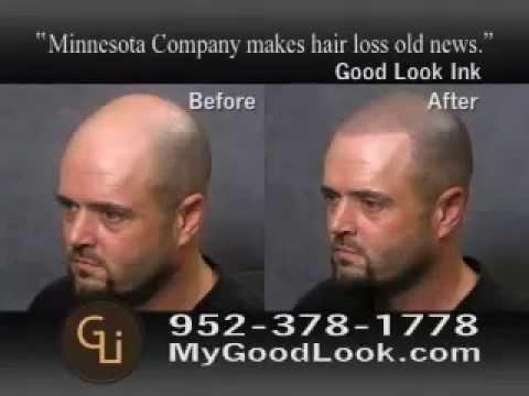 good ink hair replication