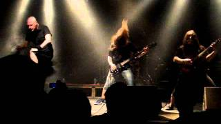 Aborted - Nailed Through Her Cunt - Live at Belo Horizonte
