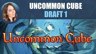 Uncommon Cube Draft #1 / Magic: The Gathering