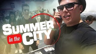 GOT IN A FIGHT WITH JACKJONESTV - SUMMER IN THE CITY 2016