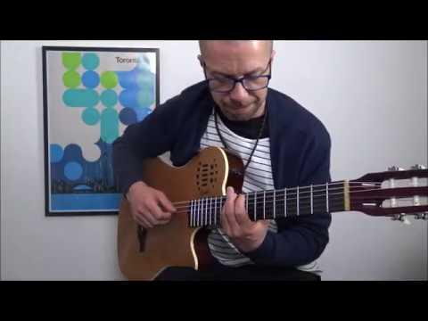 Peace Piece - Jazz Guitar