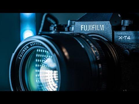 External Review Video 85wvNuL7suU for Fujifilm X-T4 APS-C Camera