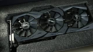Обзор Asus ROG STRIX-RX480-8G-GAMING