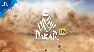 Dakar 18 - Announcement Trailer | PS4