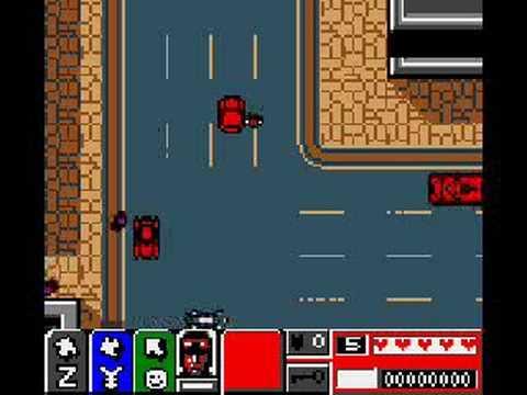 grand theft auto 2 game boy advance