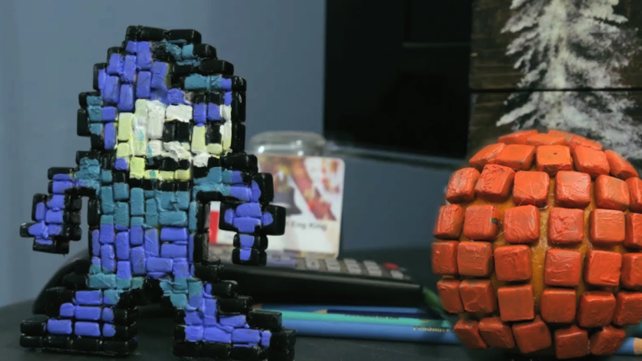 Mega Man Is Kind Of A Jerk In This Stop-Motion Video