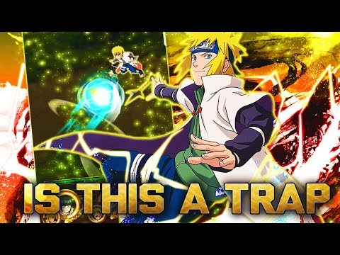 BUNDLE MINATO GOES UNDER 28 & 18x MULTIPLIER * | ** Naruto