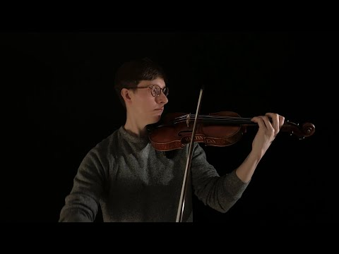 Bach Sonata in C major, BWV 1005, Largo