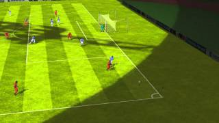 FIFA 14 Android - Manchester City VS Liverpool