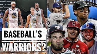 """Why A """"Warriors"""" Situation WILL NEVER HAPPEN In The MLB Again"""