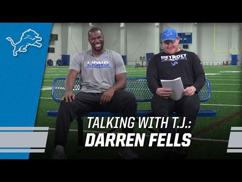 Talking with T.J.: Darren Fells