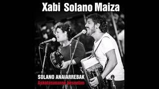 Xabi  Solano,  'Askatasunaren  besoetan'  kantua