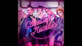 [Unpretty RapStar] Cheetah (치타) - My Number [Audio