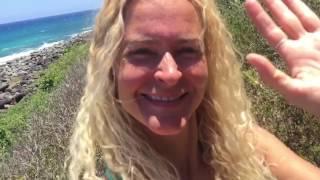 Backpacking NaPali Coast (Kalalau Trail), Kauai - Video Youtube