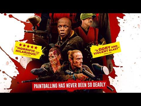 PAINTBALL MASSACRE Official Trailer (2020) Horror