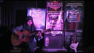Peavey Guitar Showdown 2018 | Fasya Khoirianti, Malang