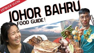 Johor Bahru Food And Attractions Including A Night Theme Park! | Eatbook Vlogs | EP 94