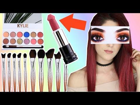 FULL FACE nur AMAZON SCHMINKE!? I Günstige Dupes & Fakes amazon makeup Test I Luisacrashion