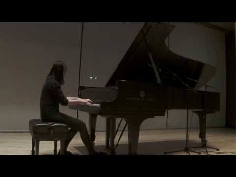 Repertoire performed: Rachmaninov: Etudes Tableaux Op. 39 No. 1
