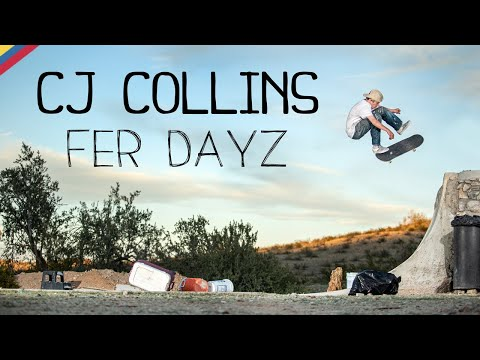 preview image for FER DAYZ  |  The CJ Collins Video Part