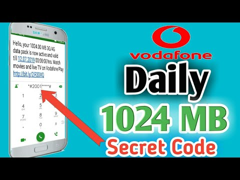 Download How To Get A Free Vodafone Sim Video 3GP Mp4 FLV HD Mp3