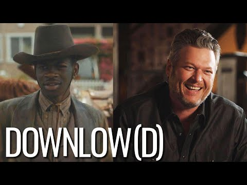 Did Blake Shelton Shade Lil Nas X in New Song 'Hell Right'? | The Downlow(d)