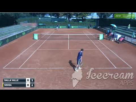 Comments by chair umpire to ballgirl in Florence Challenger 2019