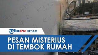 POPULER: Pembakar Mobil Bawa Jenglot dan Tulis Pesan Aneh di Tembok Rumah Via Vallen: Mati Kalian