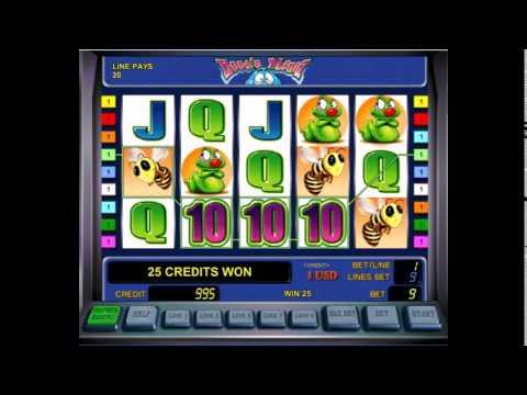 Интересный видео-обзор яркого игрового автомат Beetle Mania от клуба IgrovoyZal.com