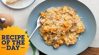 Recipe of the Day: Ina's 5-Star Butternut Squash Risotto | Food Network
